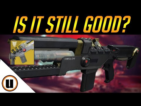 How Is It Now? | Sunshot Hand Cannon | PVP Gameplay Review