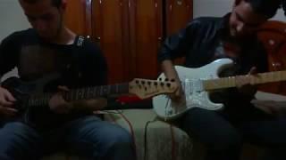Judas Priest - Let Us Prey/ Call for the Priest dual guitar cover