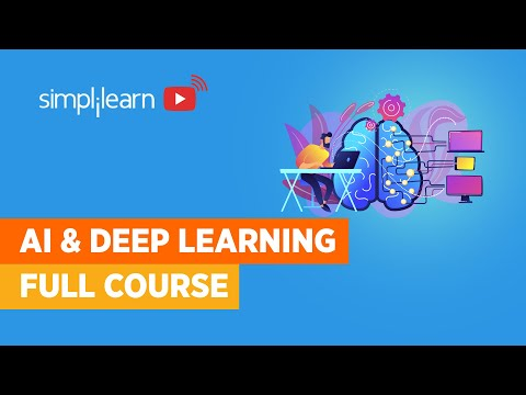 Artificial Intelligence And Deep Learning Full Course | Artificial ...