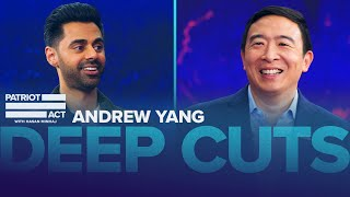 Hasan Puts #YangGang To The Test | Deep Cuts | Patriot Act with Hasan Minhaj | Netflix