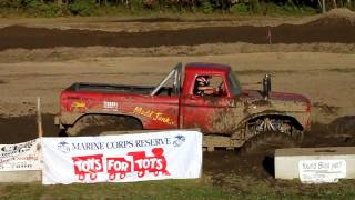 preview picture of video 'Vermonster 4x4 [Mud Pit] - Mudd Junkie'