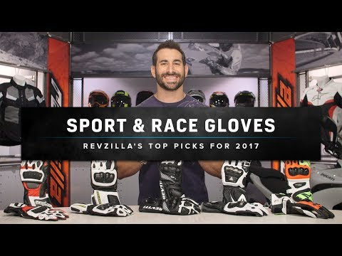 Best Sport Riding & Motorcycle Racing Gloves Of 2017 at RevZilla.com