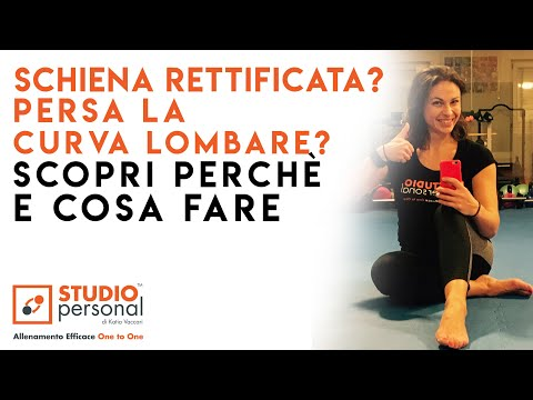 Set video di esercizi per la schiena e il collo con il video osteocondrosi