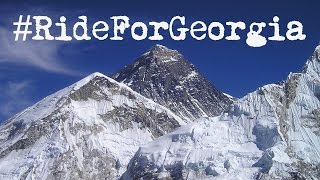 Ride for Georgia - Cycle Everest Challenge (training film)