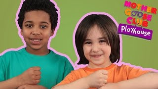 Kids Play With a Lion | A Ram Sam Sam | Mother Goose Club Playhouse Kids Video