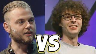 STAMPY VS SQUID! - MINECON 2016