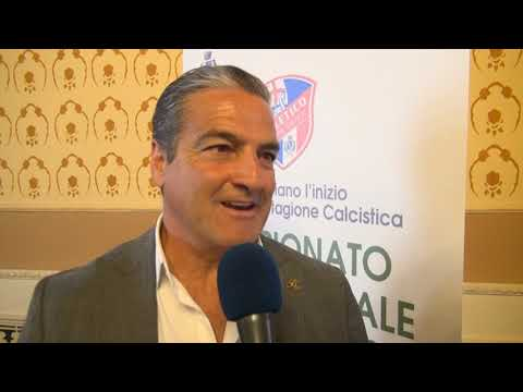 Preview video Presentazione Atletico Terme Fiuggi 2019/2020