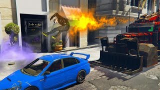 THE ULTIMATE TROLL! *BIG BERTHA!* | GTA 5 THUG LIFE #197