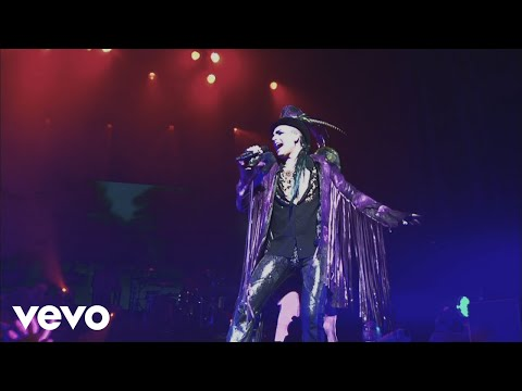 Voodoo Lyrics – Adam Lambert