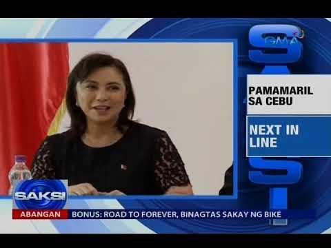 [GMA]  Babaeng nakaligtas sa pamamaril na ikinasawi ng 5 sa Cebu, nasa kustodiya na ng Cebu Archdiocese