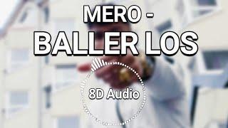 [8D Audio]  MERO   Baller Los   |*USE EARPHONES* (überarbeitete Version)