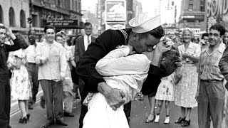 Kissing The War Goodbye: Remembering Iconic Photo 70 Years After VJ Day
