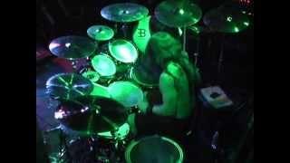 Darkane Edmonton 2009_Peter Wildoer Drum cam_Distress_song 7 of 10