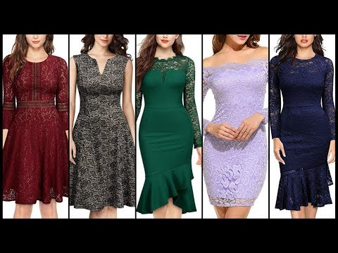 Latest trendy women's cocktail dresses 2019 | Fashion updates