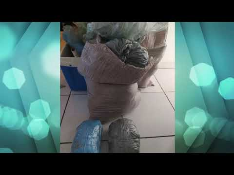 Mulher grávida é presa com mais de 20 kg de maconha no Recife