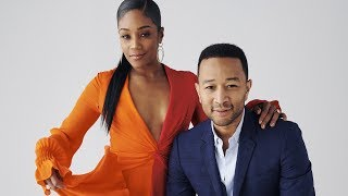 Tiffany Haddish & John Legend - Full Conversation Actors on Actors
