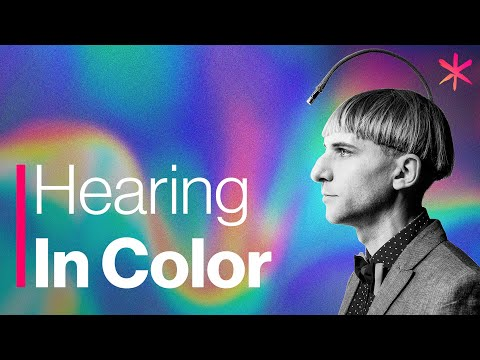 Kyborg, který slyší barvy