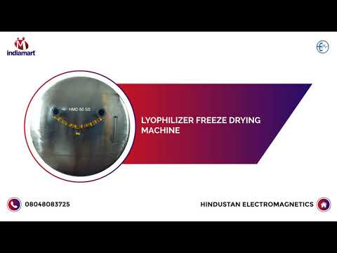 Freeze Drying Machine and Freeze Drying Equipment