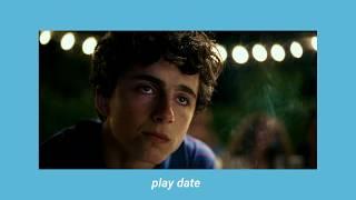 Melanie Martinez - Play Date (slowed+pitch) [Timothée Chalamet Challenge] Tik Tok Music 2020