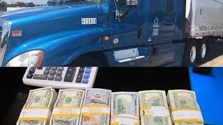 $10,000.00 a month as a truck driver!!