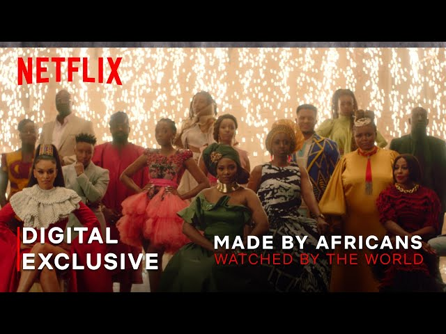 Made by Africans, Watched by the World: Spotlighting African Storytelling and Storytellers