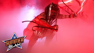 """The Demon"" Finn Bálor makes an awe-inspiring entrance: SummerSlam 2018 (WWE Network Exclusive)"