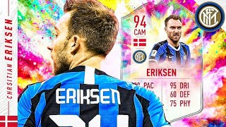 SHOULD YOU DO THE SBC?! 94 5* STAR SKILL SUMMER HEAT ERIKSEN REVIEW! FIFA 20 Ultimate Team
