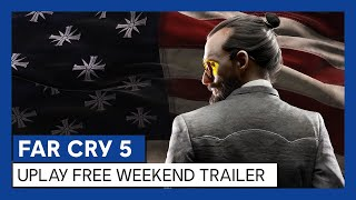 FAR CRY 5 - UPLAY FREE WEEKEND TRAILER - Download this Video in MP3, M4A, WEBM, MP4, 3GP