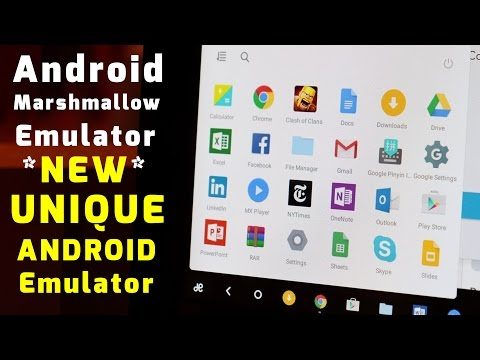 android marshmallow emulator online
