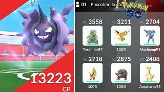 Cloyster  - (Pokémon) - INCURSIÓN/RAID DE CLOYSTER EN SOLITARIO! NUEVAS RAIDS DISPONIBLES! [Pokémon GO-davidpetit]