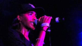 "Angel Haze - ""New York"" (Live in Boston)"
