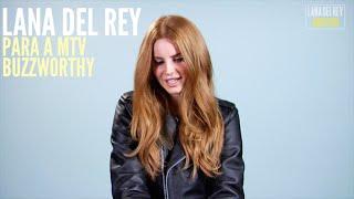 Lana Del Rey para a MTV Buzzworthy (legendado)