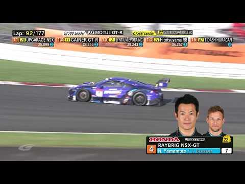スーパーGT第5戦富士500マイルレース レース実況動画 PART12