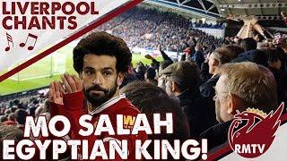 Mo Salah, The Egyptian King! | Learn LFC Songs