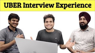 Uber Interview Experience - Software Engineer ft. Harshit & Sahildeep