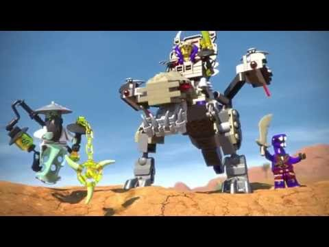Ultra Stealth Raider - LEGO Ninjago - 70595 Product Animation