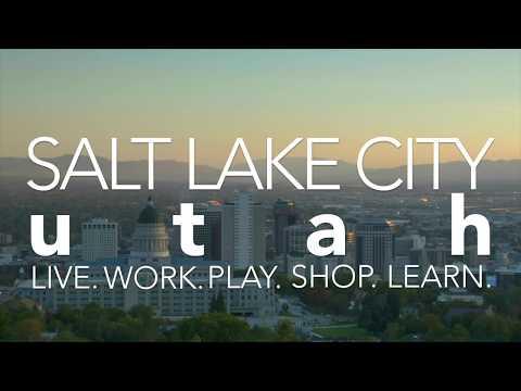 Why Move To Salt Lake City, Utah