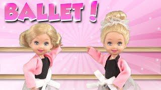 Barbie - Ballet is Easy! | Ep.320
