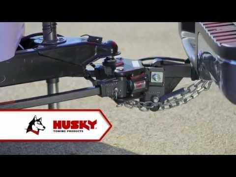 Husky Weight Distribution Hitches Installation Suncruiser