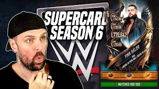 NEW WWE SuperCard Season 6 Gameplay + First Look! New Modes, Cards, Tiers, Teams & Fortify
