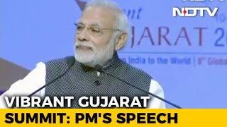 Vibrant Gujarat Summit 2017 Watch PM Narendra Modis Full Speech