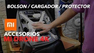 Mega Review - Xiaomi Drone 4K Accesorios - Gearbest fpv