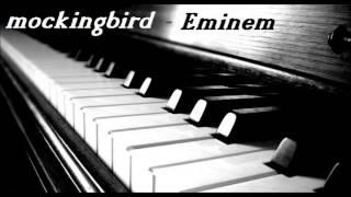 Eminem - Mockingbird [Instrumental | Fl studio]