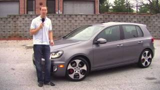 2010 Volkswagen GTI Review - The hot hatch gets civilized, but can still perform