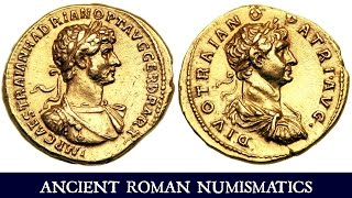 the Roman Emperors and Co-Emperors on their coins - Ancient Roman Numismatics - Roman Coins