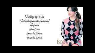 BABY I MISS YOU (2NE1) - LYRICS