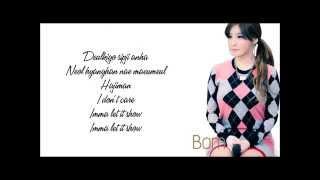 BABY I MISS YOU (2NE1) - LYRICS