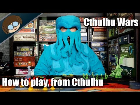 How to play Cthulhu Wars