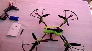 Metakoo Q323 Drohne Quadcopter 720P HD Kamera Review