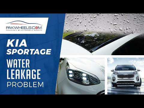 Kia Sportage Water Leakage Issue | PakWheels News Update